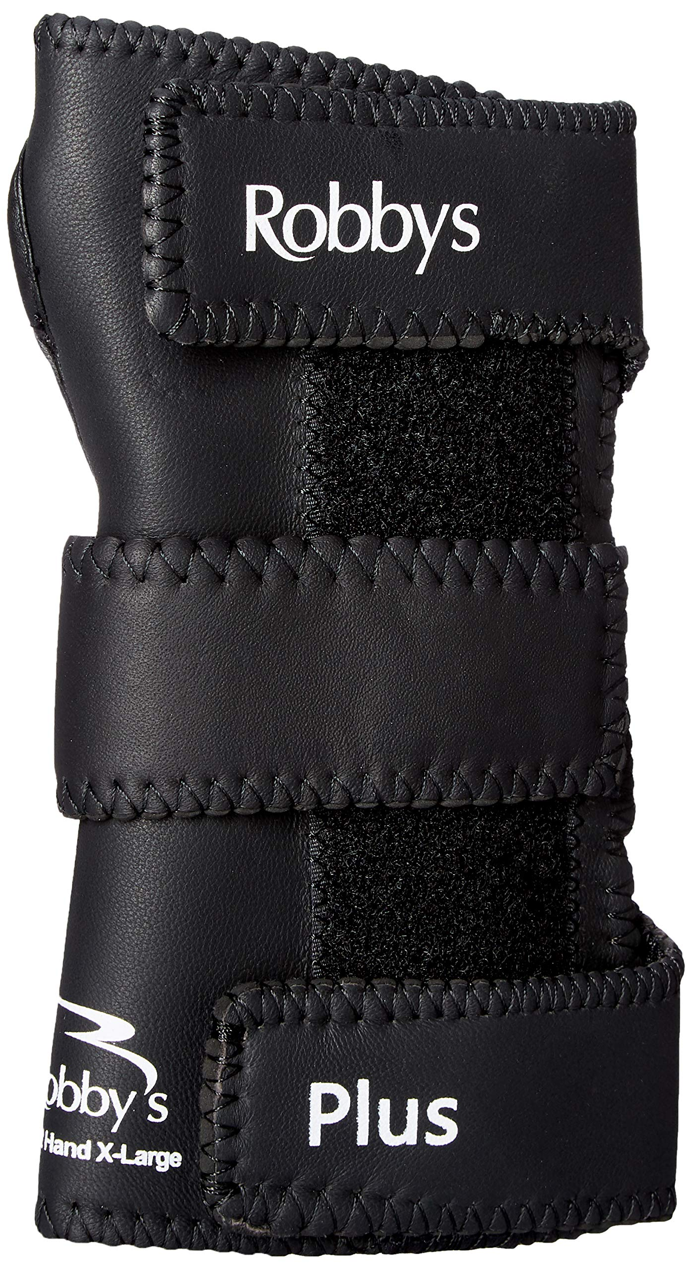 ace mitchell Robby's Leather Plus Right Wrist Support, Small
