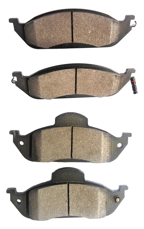 Friction Master R1185 Rear Premium OE Brake Disc Rotors Set