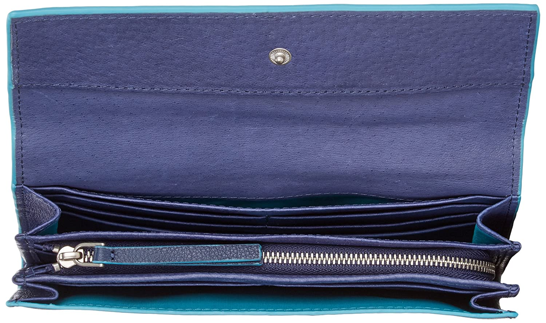 Liebeskind Berlin - Frida Marivi, Mujer Carteras, Azul (Ink Blue), 3x20x10 cm (B x H x T): Amazon.es: Zapatos y complementos