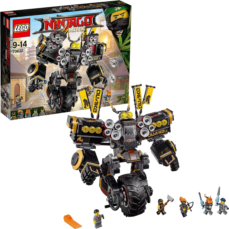LEGO Ninjago - Robot sísmico (70632): Amazon.es: Juguetes y juegos