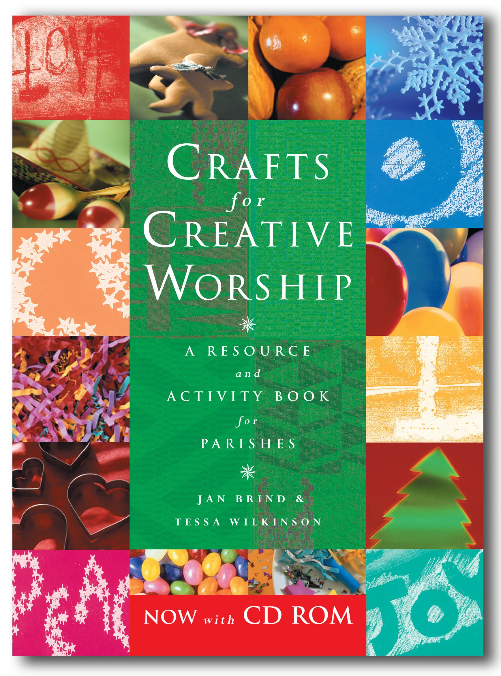 Read Online Crafts for Creative Worship (Creative Ideas) ebook