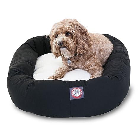 Bagel perro cama de Majestic mascota productos