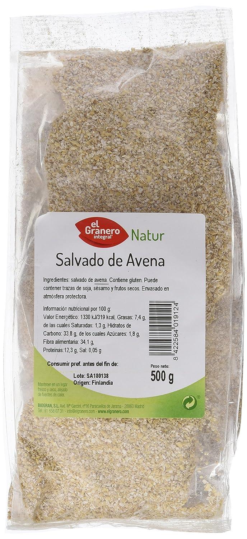 SALVADO AVENA 500 gr: Amazon.es: Alimentación y bebidas
