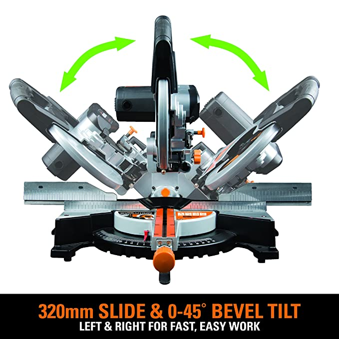 Evolution Power Tools Rage 3-DB Double image 5