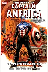 Captain America: The Death Of Captain America - The Complete Collection (Captain America (2004-2011)) Kindle Edition