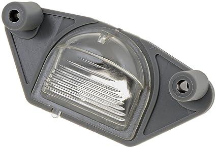 Dorman 68167 HELP! License Plate Lens for GM