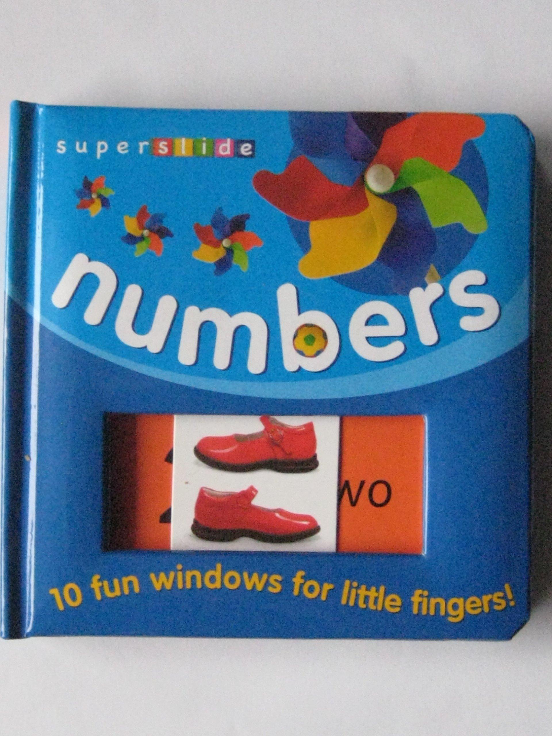 Numbers (Superslide) ebook