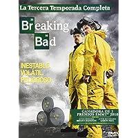 Breaking Bad, La Tercera Temporada Completa