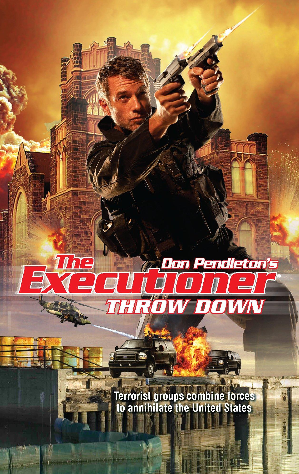 Amazon.com: Throw Down (Executioner) (9780373644070): Don Pendleton: Books