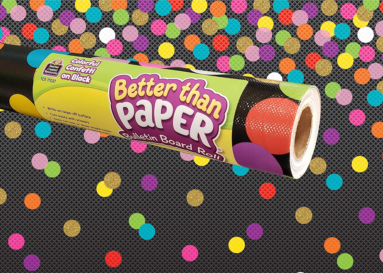 Better than Paper bulletin paper.