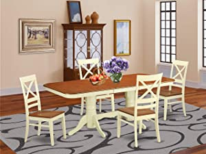 5 PC dinette set for 4-Dinette Table and 4 dinette Chairs