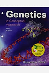 Loose-leaf Version for Genetics: A Conceptual Approach Loose Leaf