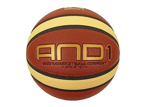 AND1 Legend Basketball - Balón de baloncesto (talla 7), color ...