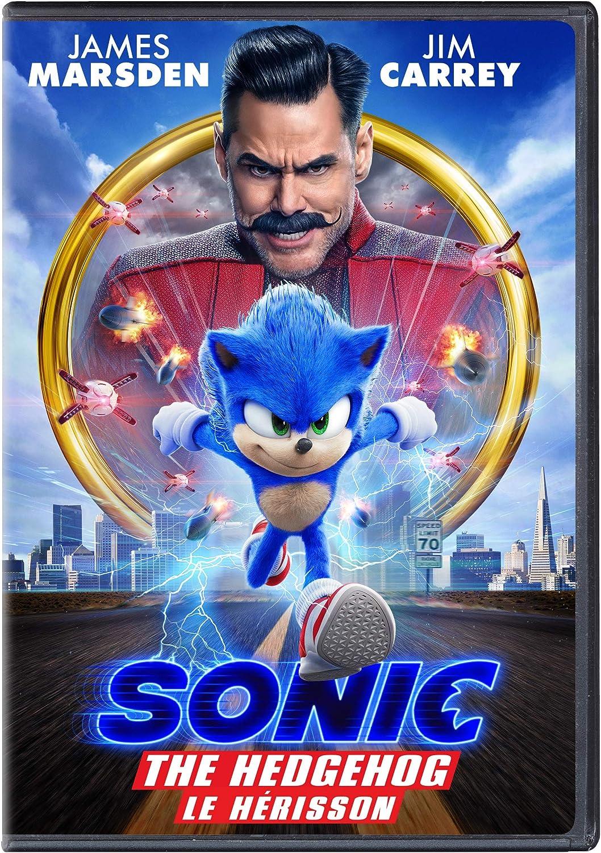 Sonic The Hedgehog Dvd Amazon Ca Dvd