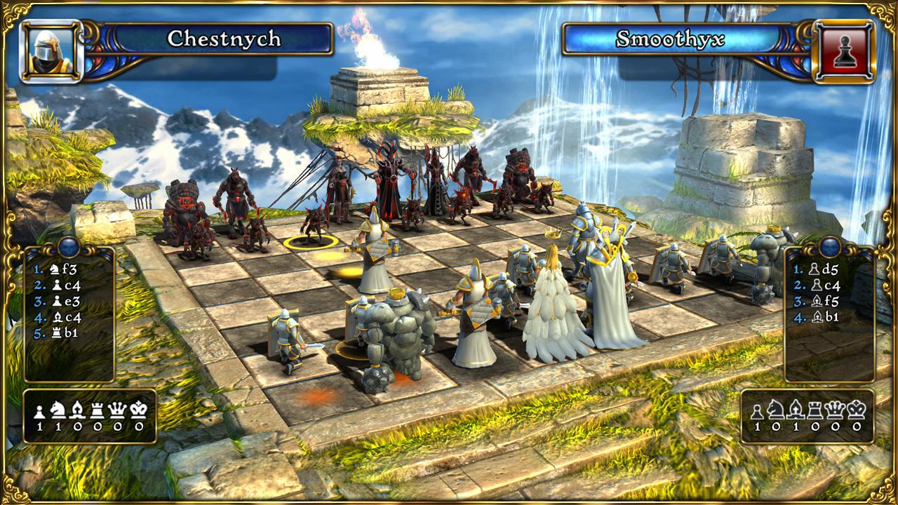 Battle vs. chess скачать