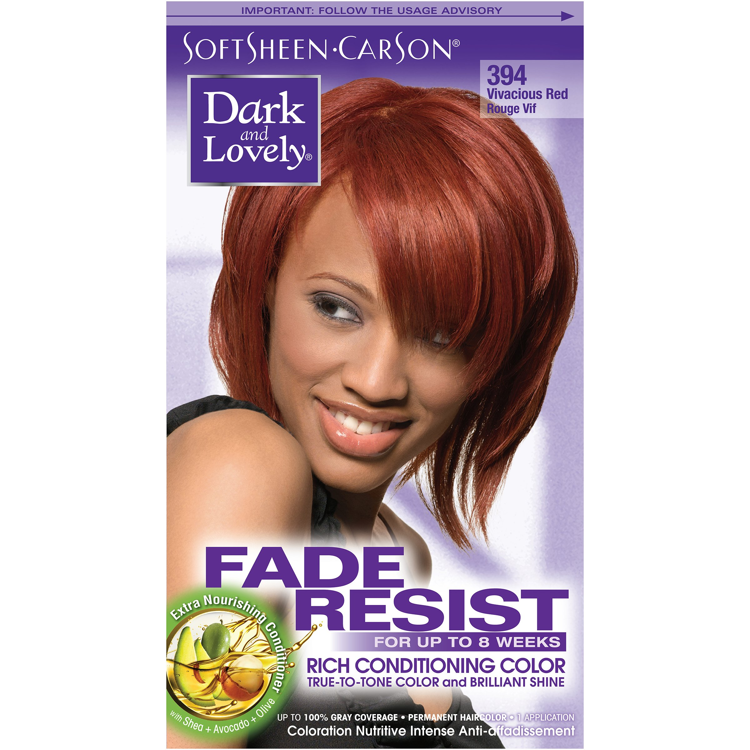 com softsheen carson dark and lovely fade resist rich conditioning color berry burgundy