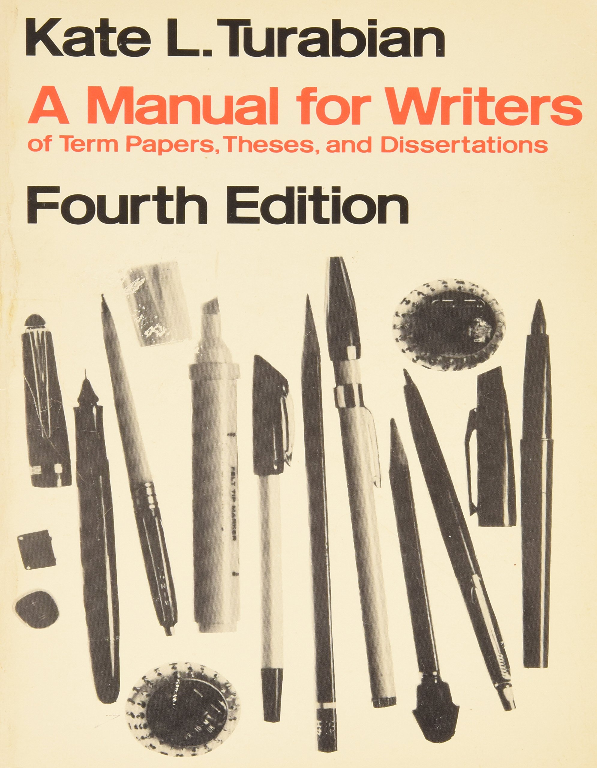 A manual for writers of research papers, theses and dissertations pdf