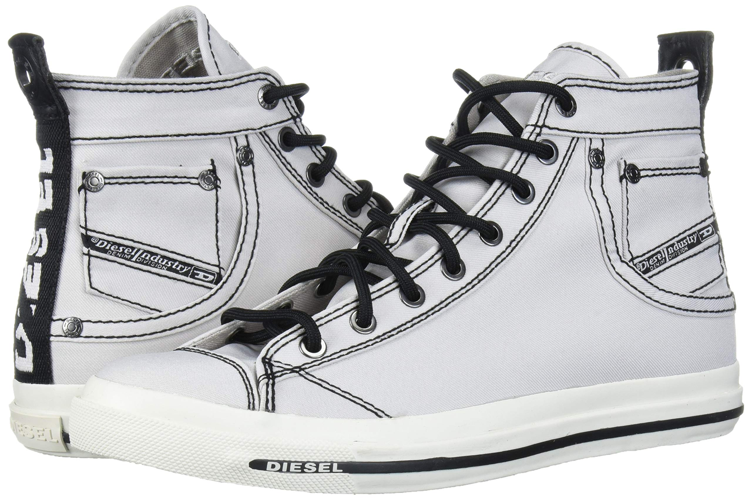 Diesel Mens Magnete Exposure I-Sneaker Mid