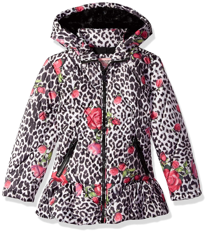 Urban Republic Girls Puffer Poly Polyfill Jacket