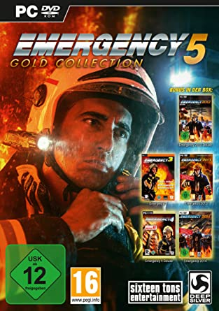 Emergency 5 Gold Collection (PC): Amazon de: Games