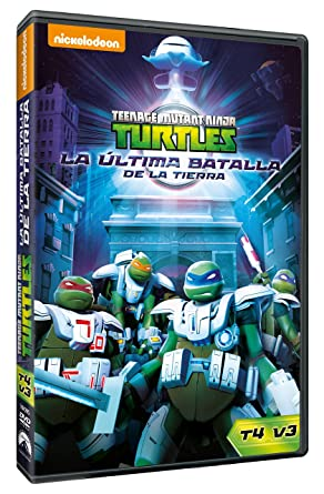 Amazon.com: Teenage Mutant Ninja Turtles 4.3 : La Última ...