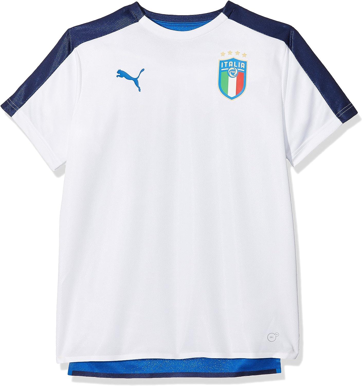 Maglietta FIGC ITALIA Bambino Puma 753102 02