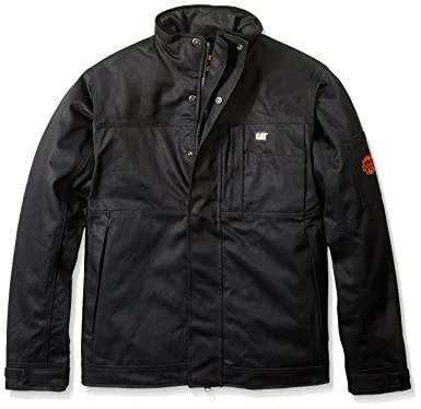 Caterpillar Mens Flame Resistant Insulated Jacket