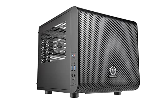 182 opinioni per Thermaltake Core V1 Case PC Mini, Nero