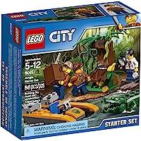 LEGO Juego de Construcción City Jungle Explorers Jungla: Set de Introducción (60157)
