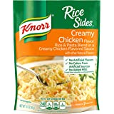 Knorr Rice Sides Rice Side Dish, Creamy Chicken 5.7 oz
