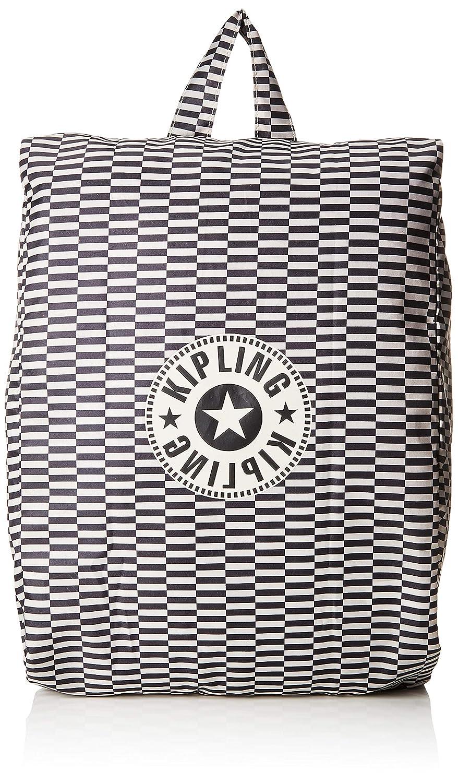 Kipling New Classics Bag Organiser, 40 cm, 21 liters, Multicolour (Block Lines)