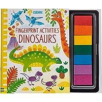 Watt, F: Fingerprint Activities Dinosaurs