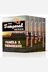 Tempered Series Bundle: Edgy Inspirational Contemporary Cowboy Series Kindle Edition