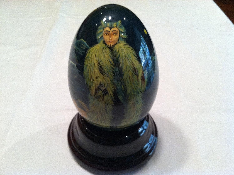 当店だけの限定モデル Reuge音楽Unique Hand Painted Musical Hand Egg – Musical Egg
