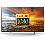 Sony Bravia KDL-43WD751 43 inch Full HD Smart TV with Freeview, HDD Rec and USB Playback (2016 Model) - Black