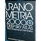 Uranometria 2000.0: Deep Sky Atlas, Vol. 1: The Northern Hemisphere to -6 Degrees