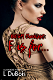 F is for… (BDSM Checklist Book 6)
