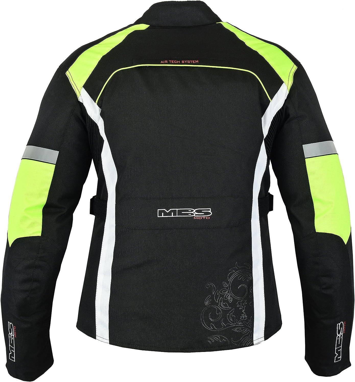 antracite, M MBSmoto MJ21 James scooter da moto touring tessile da uomo impermeabile giacca lunga