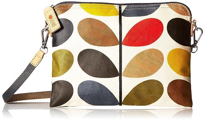 Orla Kiely Classic Multi Stem Travel Pouch Shoulder Bag fc27f7d920954