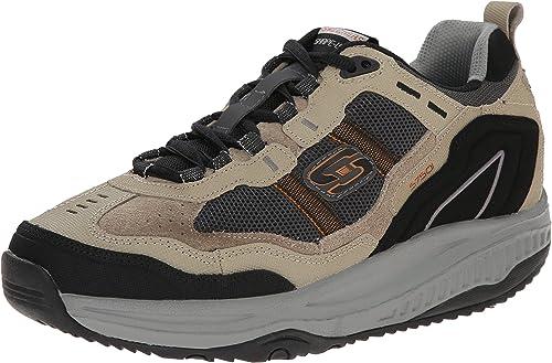 Skechers Herren Shape ups Xt Premium Comfort, Taupe Black yLxgq