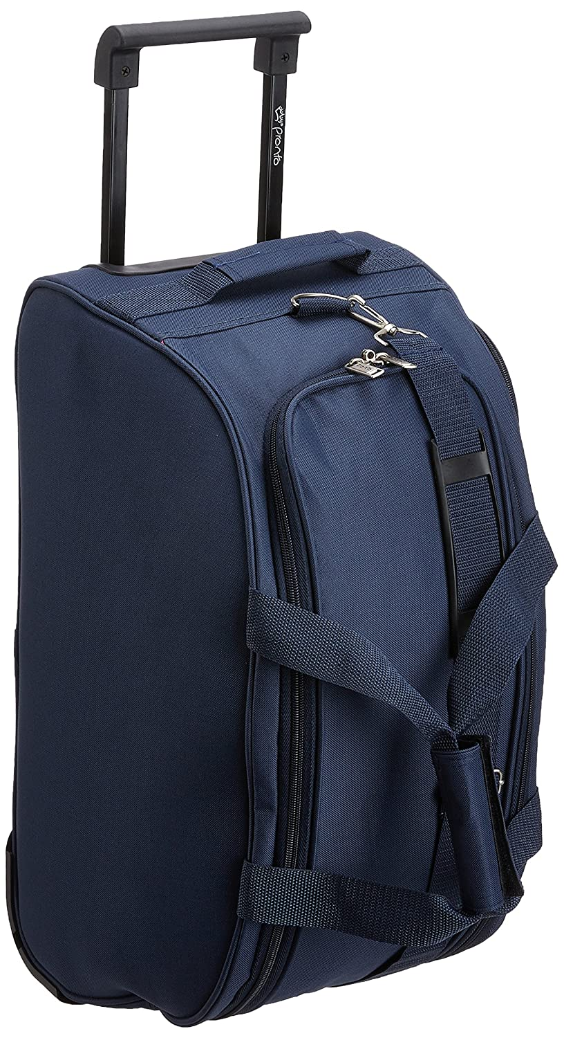 Pronto Turin Polyester 49 cms Blue Travel Duffle (6546 - BL)
