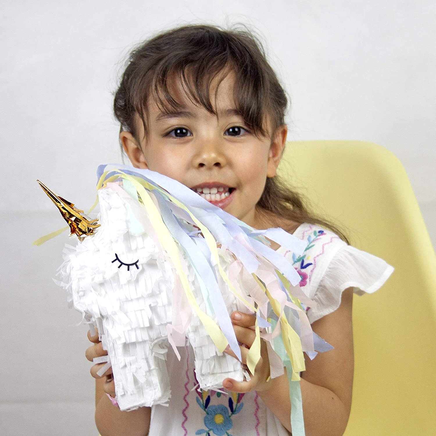 Unicorn Pinata Talking Tables Unicorn Party Supplies Paper Height 9 Inch