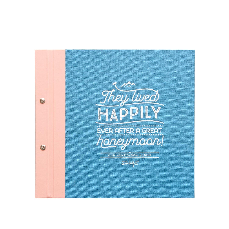 Wonderful Our honeymoon /Álbum Mr