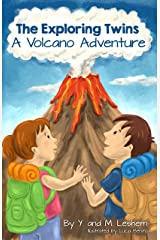The Exploring Twins: A Volcano Adventure Kindle Edition