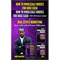 learn how to wholesale houses everything you need is in this guide: REAL ESTATE BUNDLE. (English Edition)