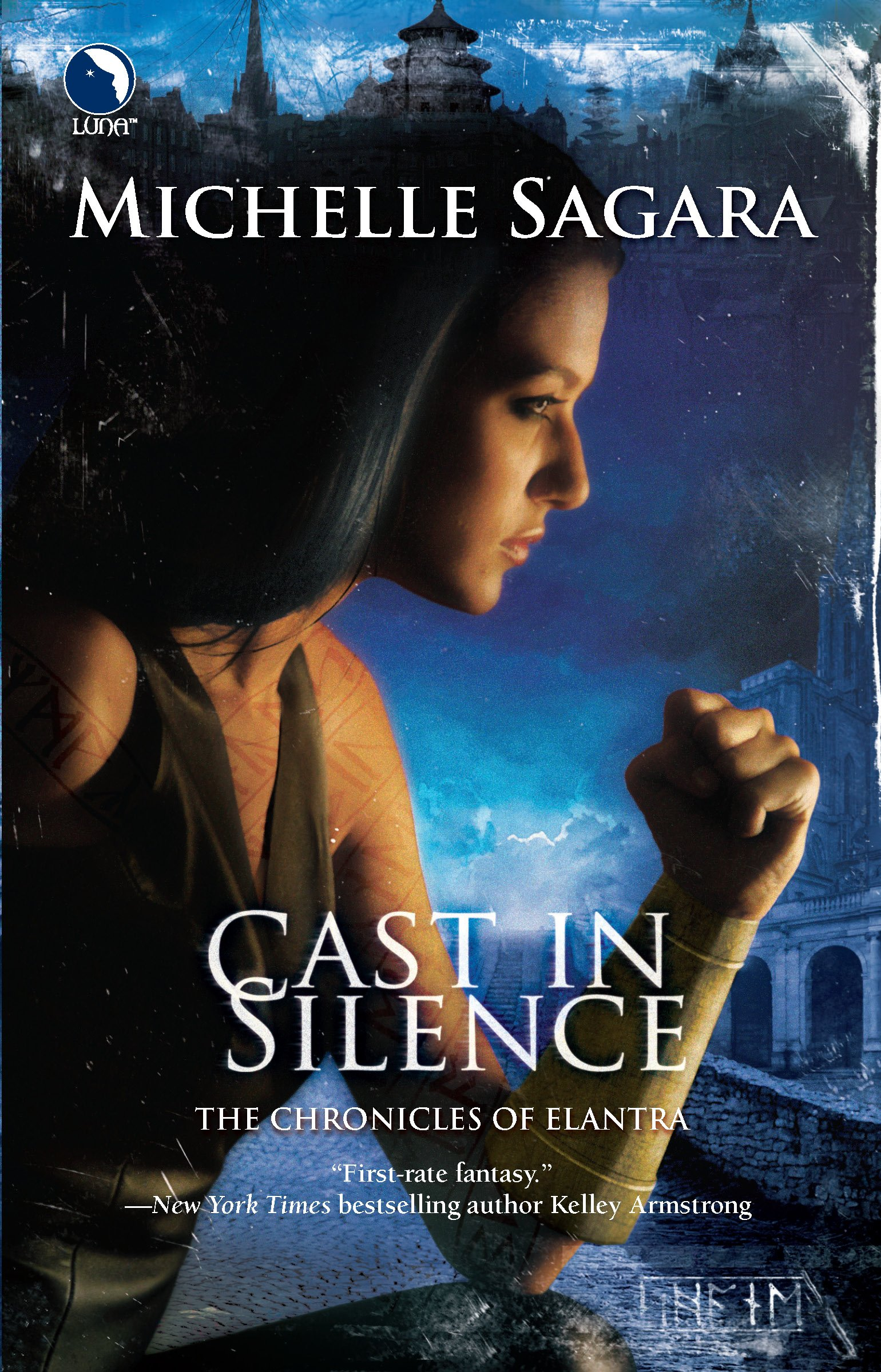 Cast in Silence (Chronicles of Elantra, Book 5) PDF