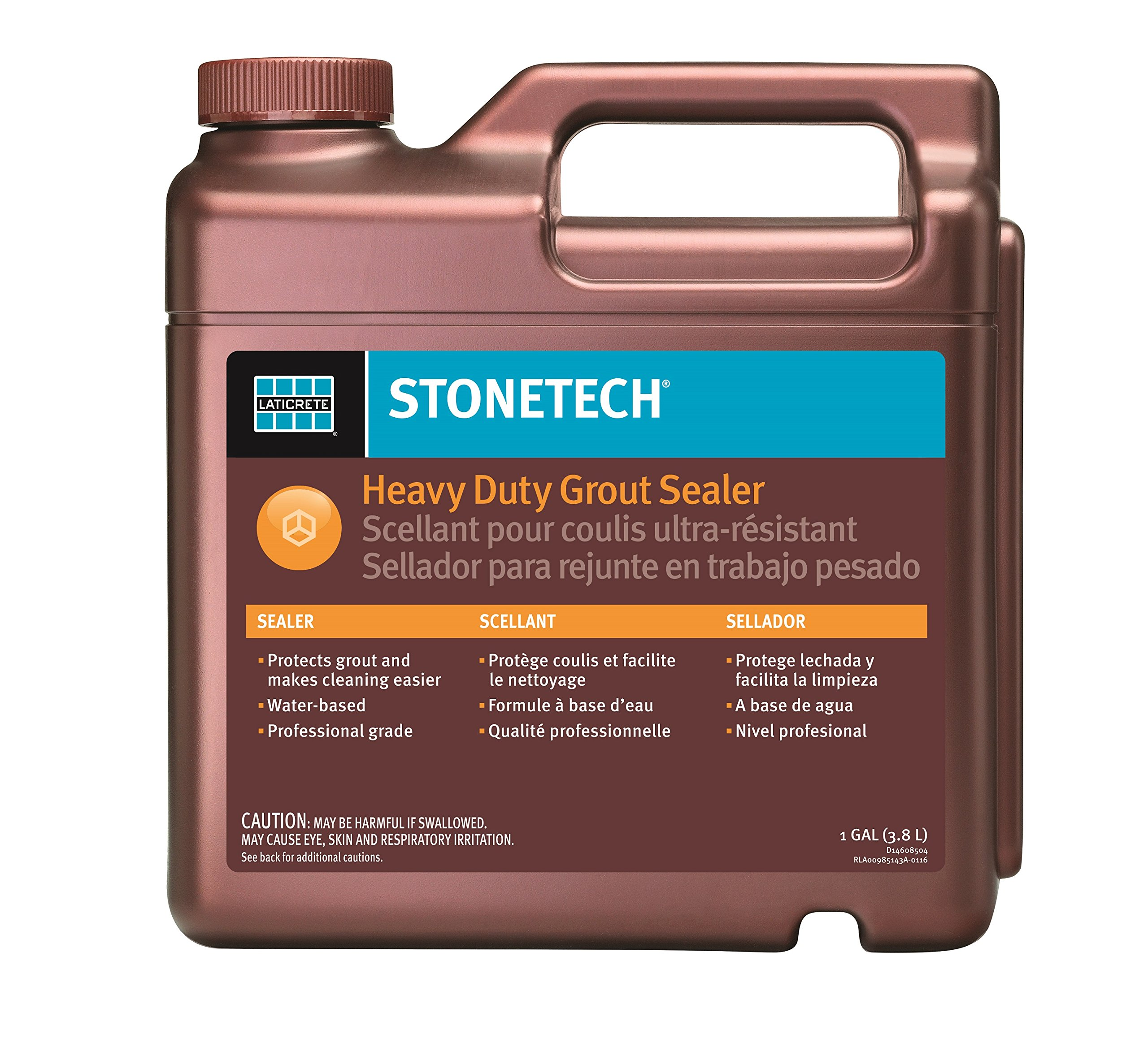StoneTech Heavy Duty Grout Sealer, 1-Gallon (3.785L) by StoneTech