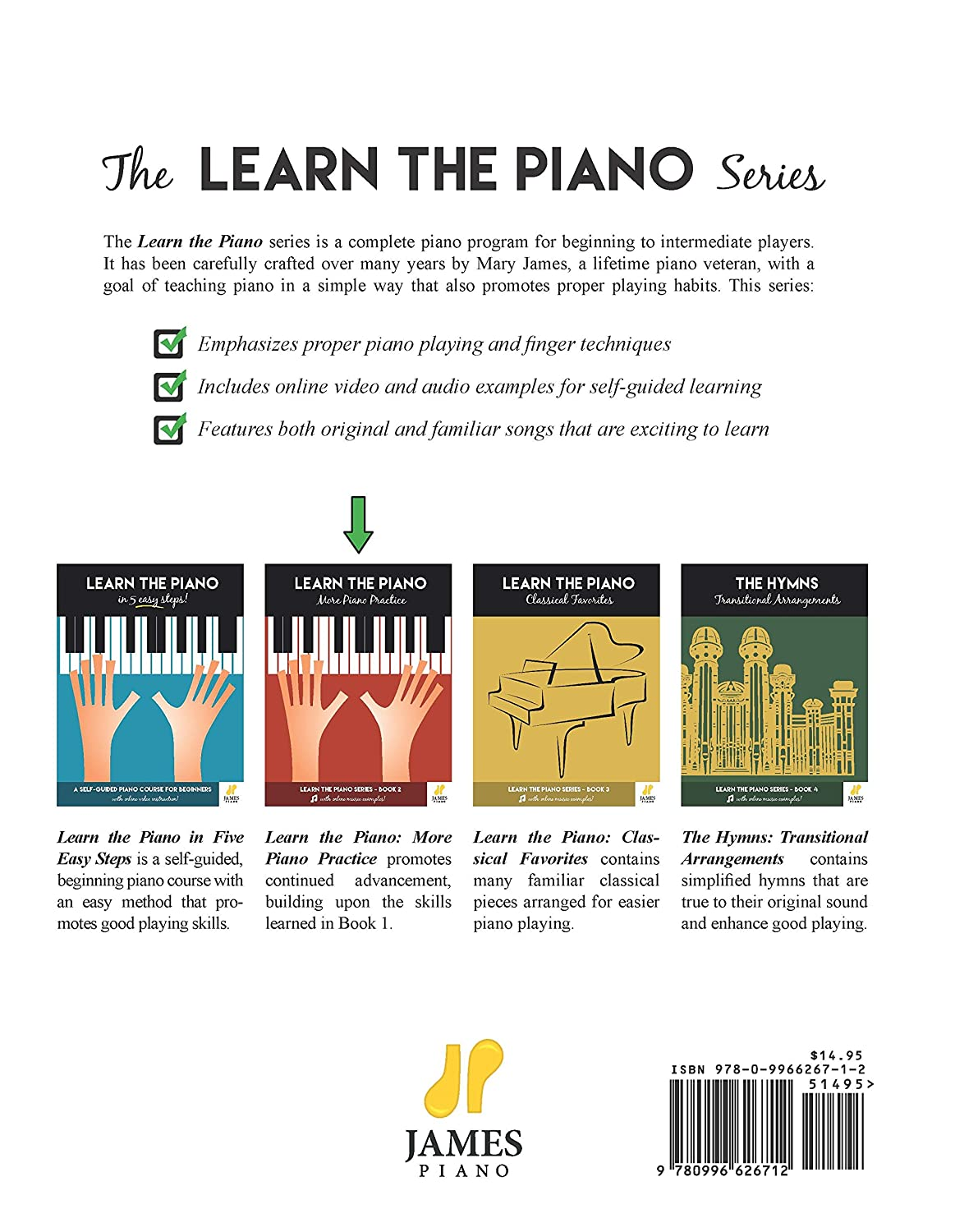 Amazon.com: Aprender el Piano Series, Book 2: más Piano ...