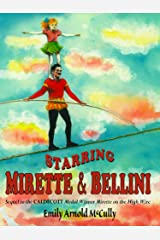 Starring Mirette and Bellini Kindle Edition