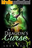 A Dragon's Curse: A Paranormal Dragon Romance (Platinum Dragons Book 2)